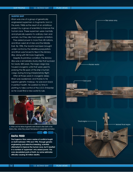 Star Trek Fleet Command Augment Missions
