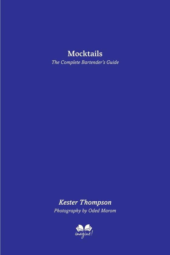 mocktails the complete bartenders guide