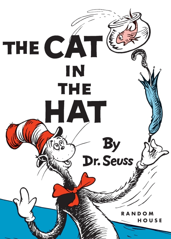 The Cat In The Hat Dr Seuss Random House Children S Books