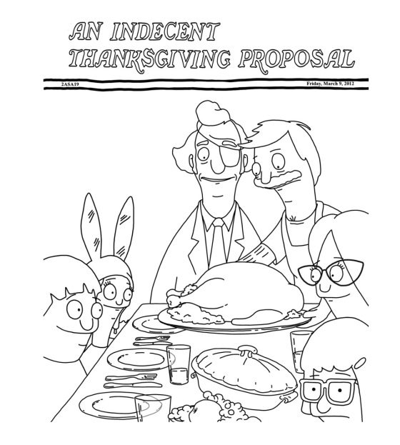 the official bob's burgers coloring book penguin random